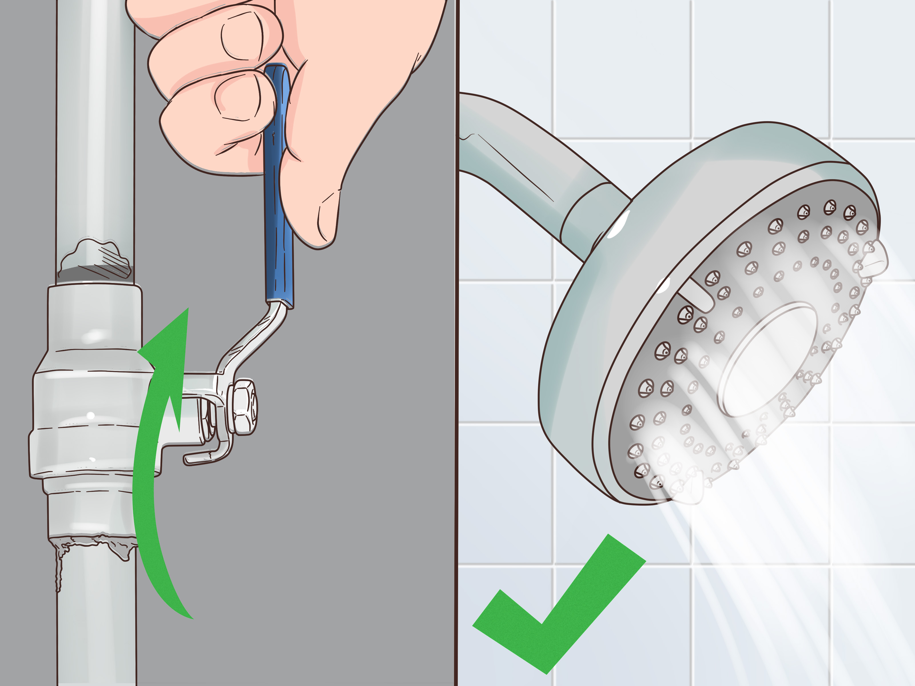 how to fix a leaky bathtub faucet with