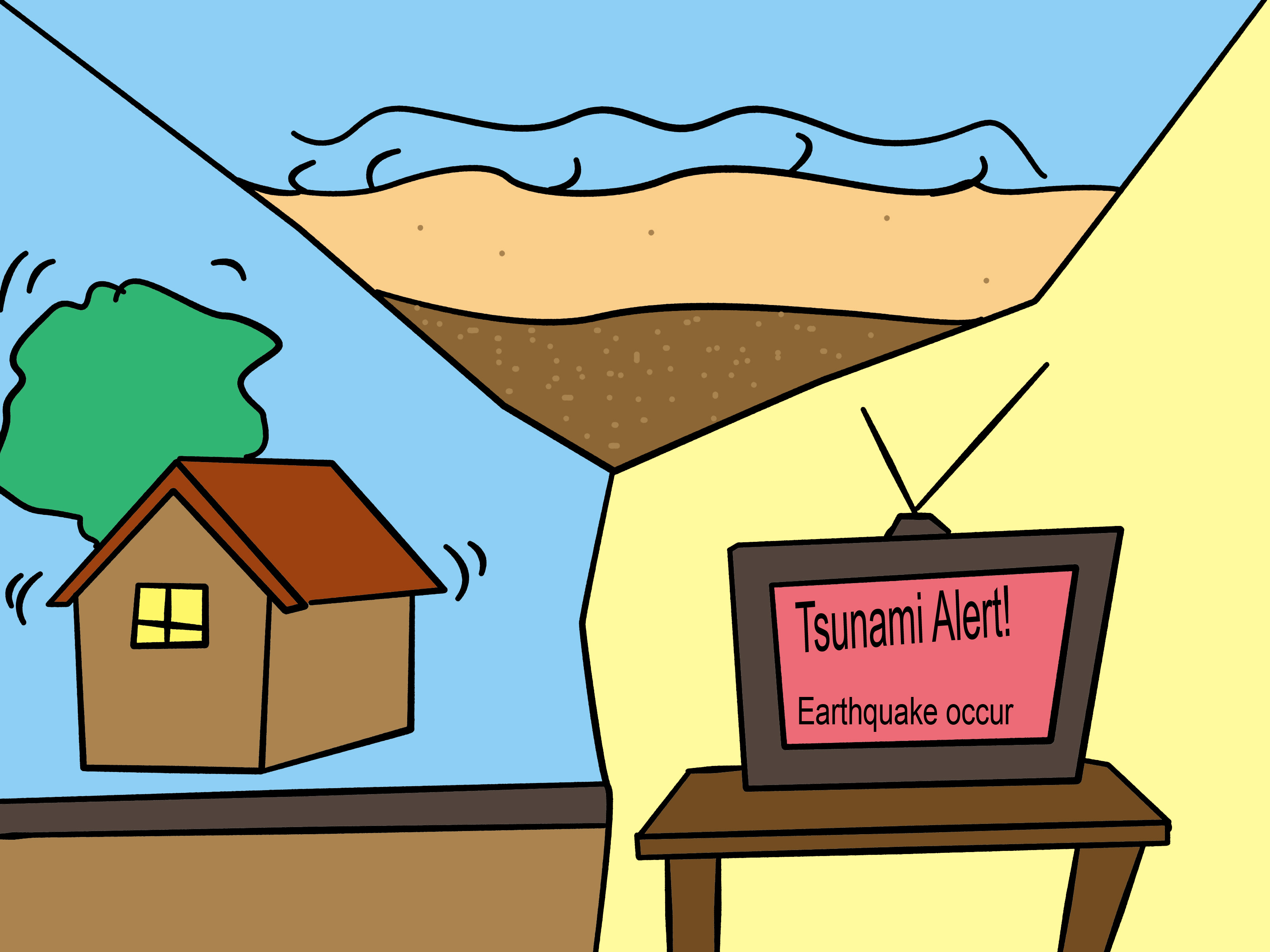 How To Survive A Tsunami For Kids