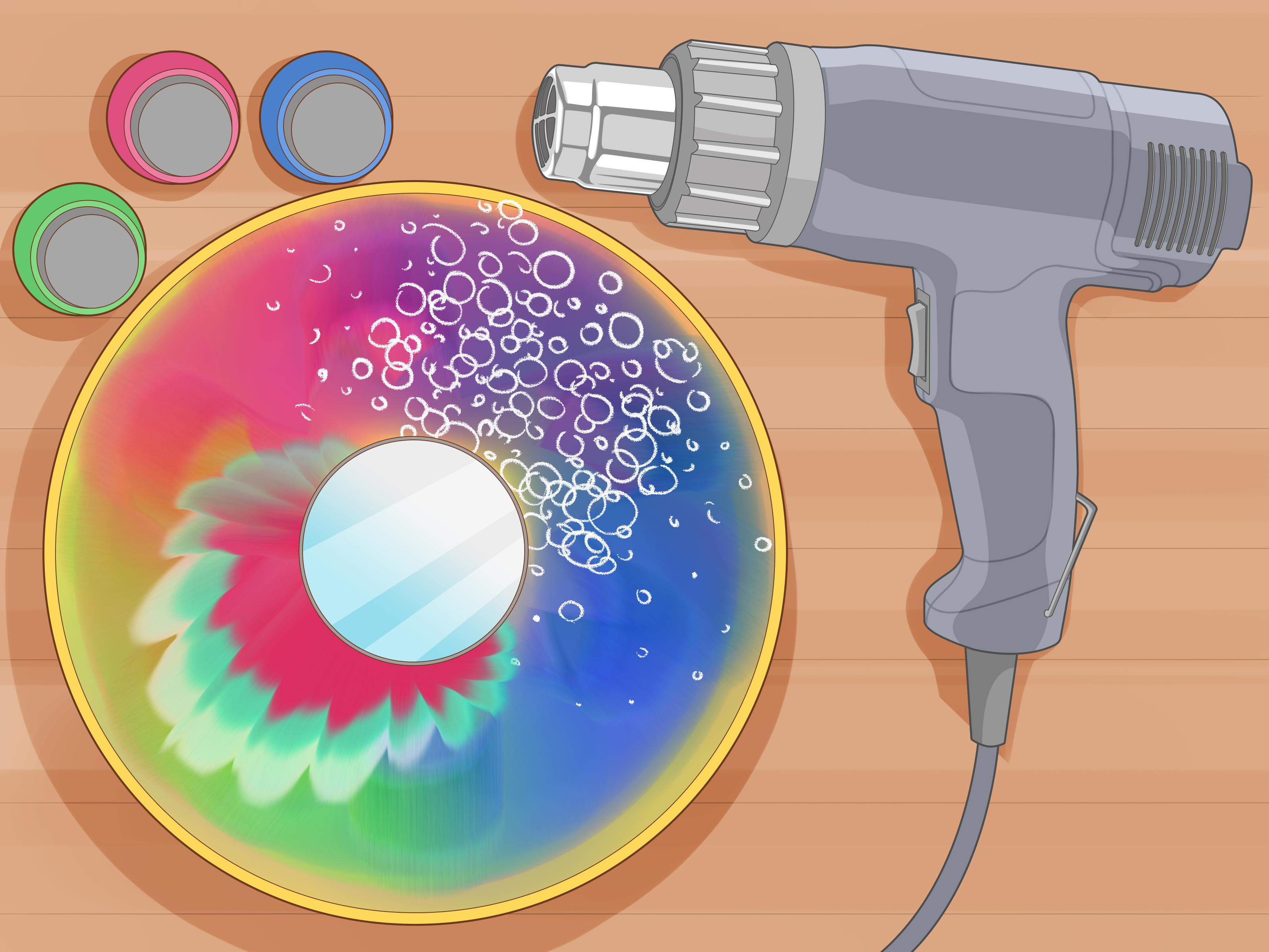 3 Easy Ways To Use A Heat Gun Wikihow