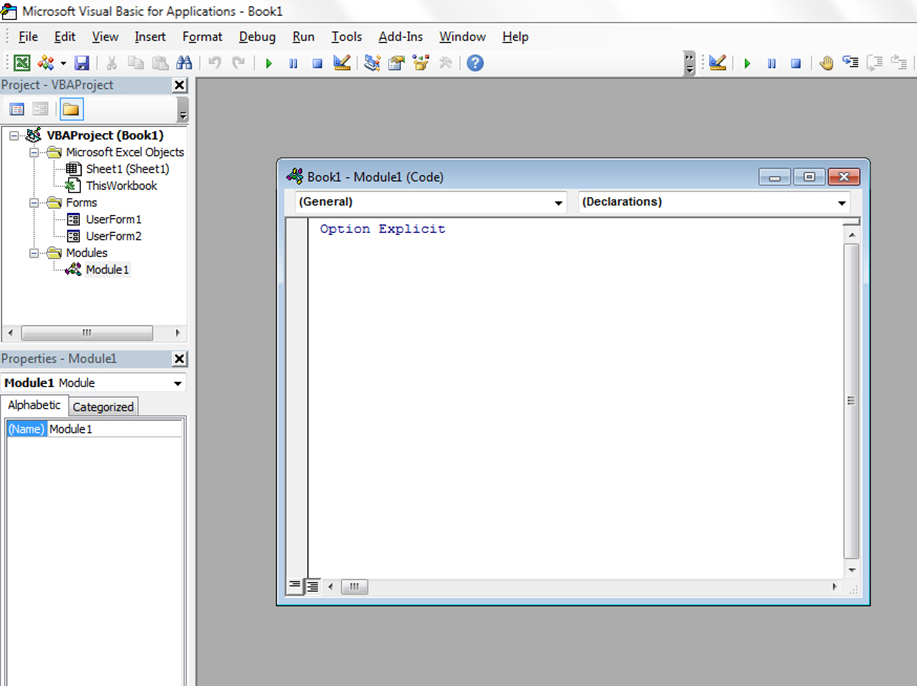 How To Set Up The Environment In Windows Excel To Write A Macro
