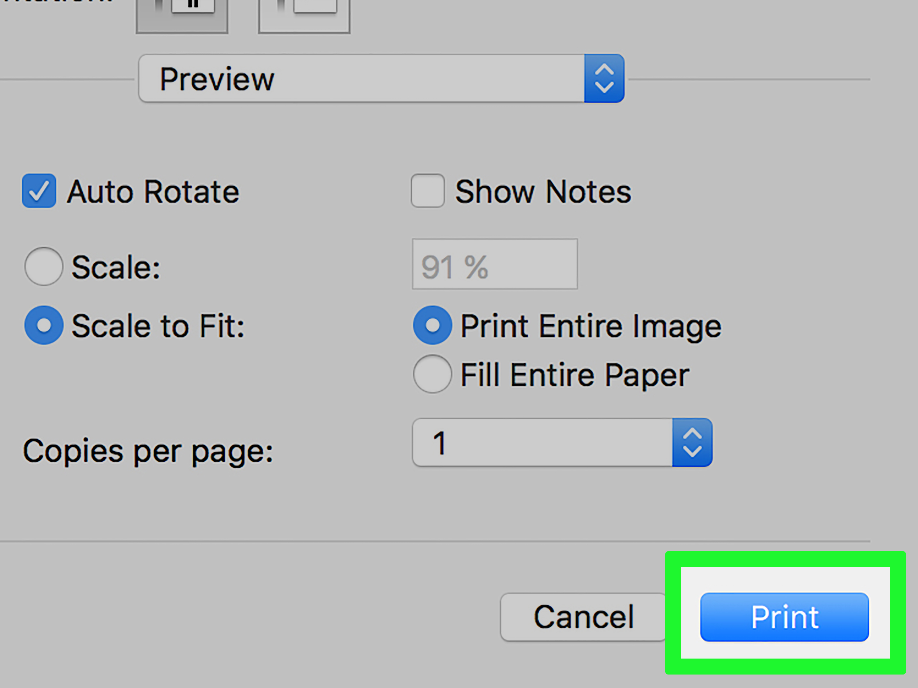 How To Print Double Sided On A Mac With Pictures