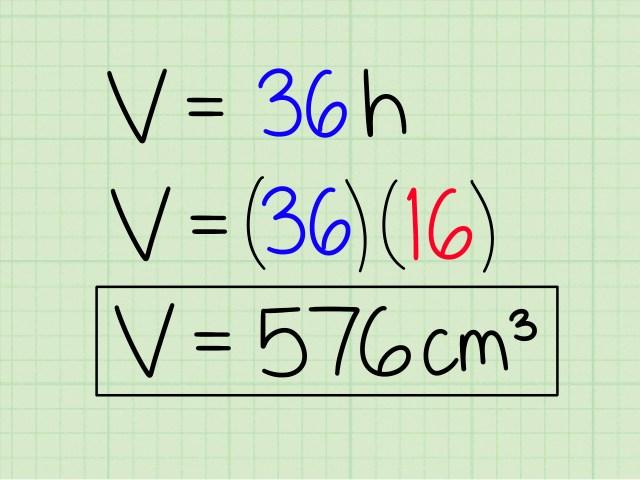 Das Volumen von einem Dreiecksprisma berechnen: 28 Schritte (mit