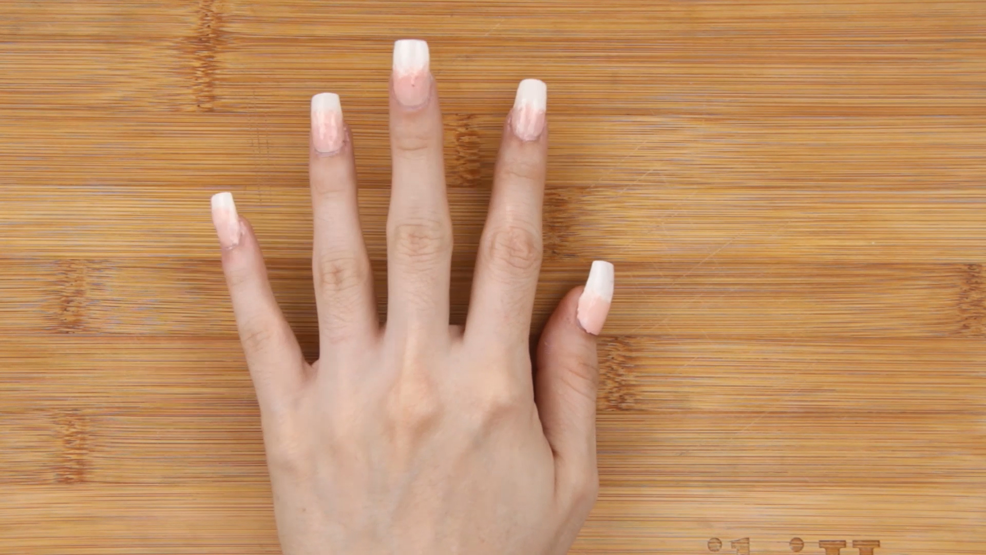 Simple Ways To Do French Ombre Nails 14 Steps With Pictures