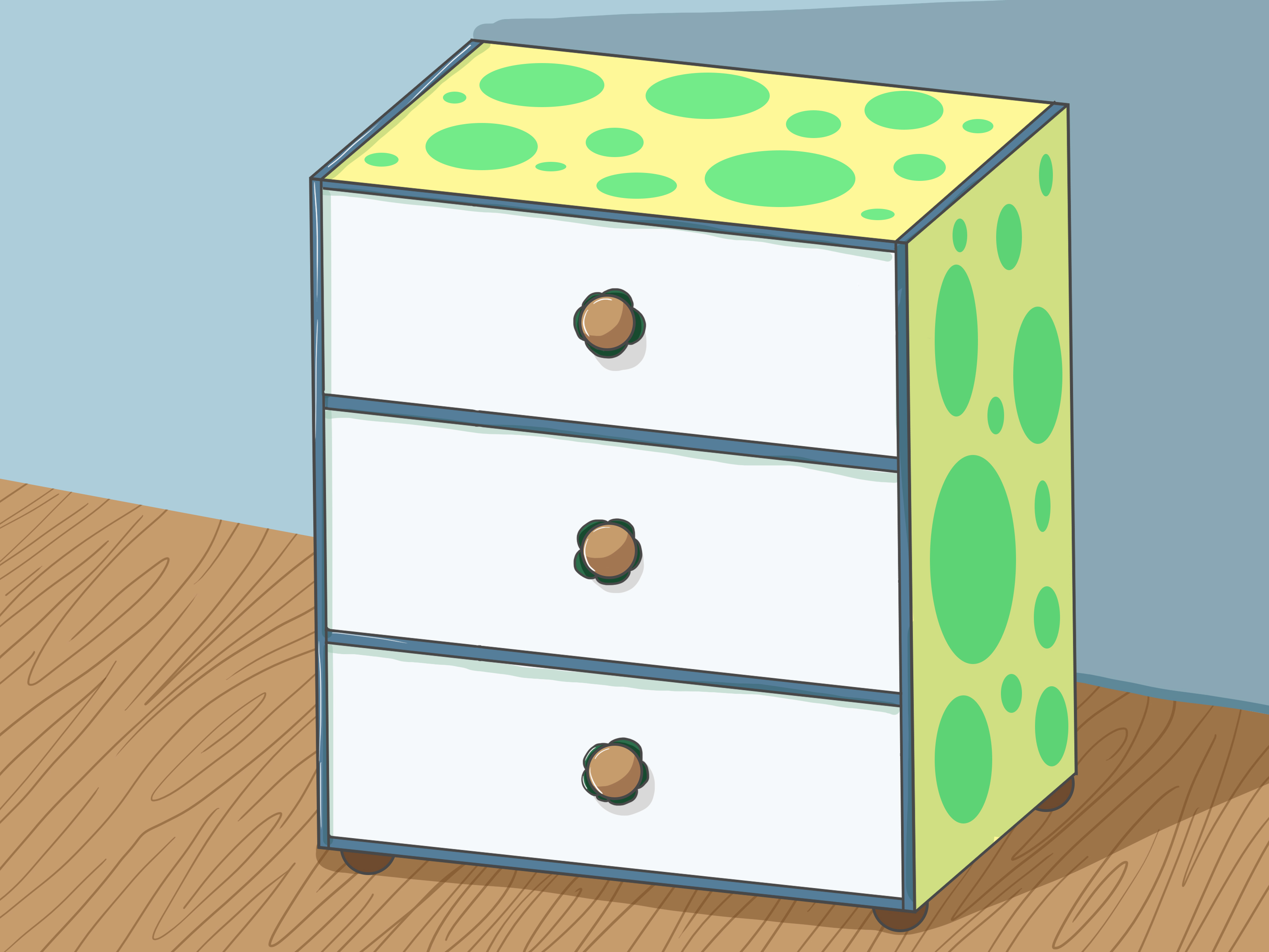 How To Make A Mini Desk Organizer With Pictures Wikihow