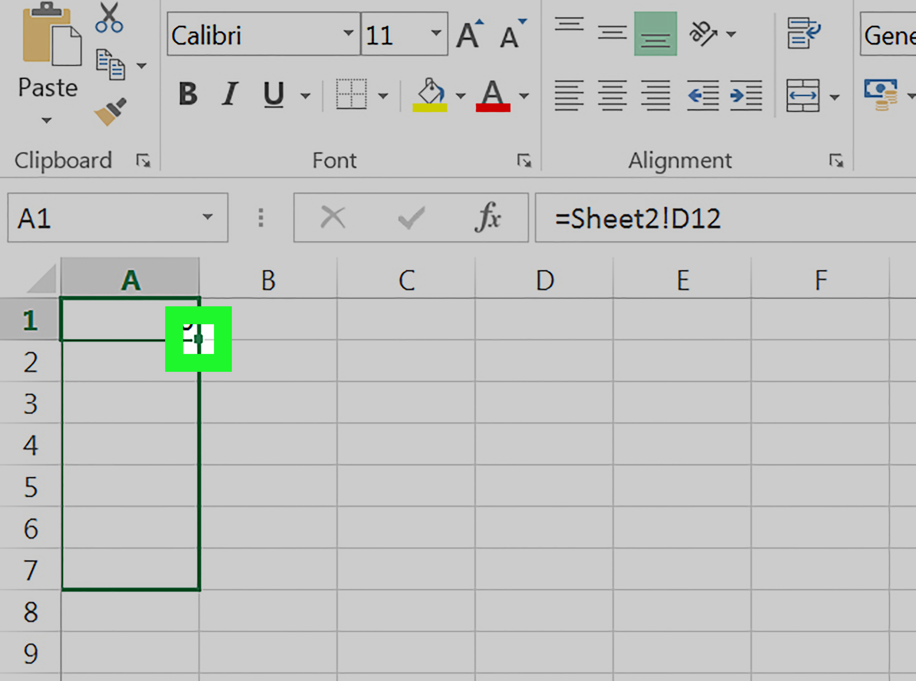How To Link Sheets In Excel 10 Steps With Pictures