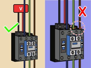How to Wire a Contactor: 8 Steps (with Pictures)  wikiHow