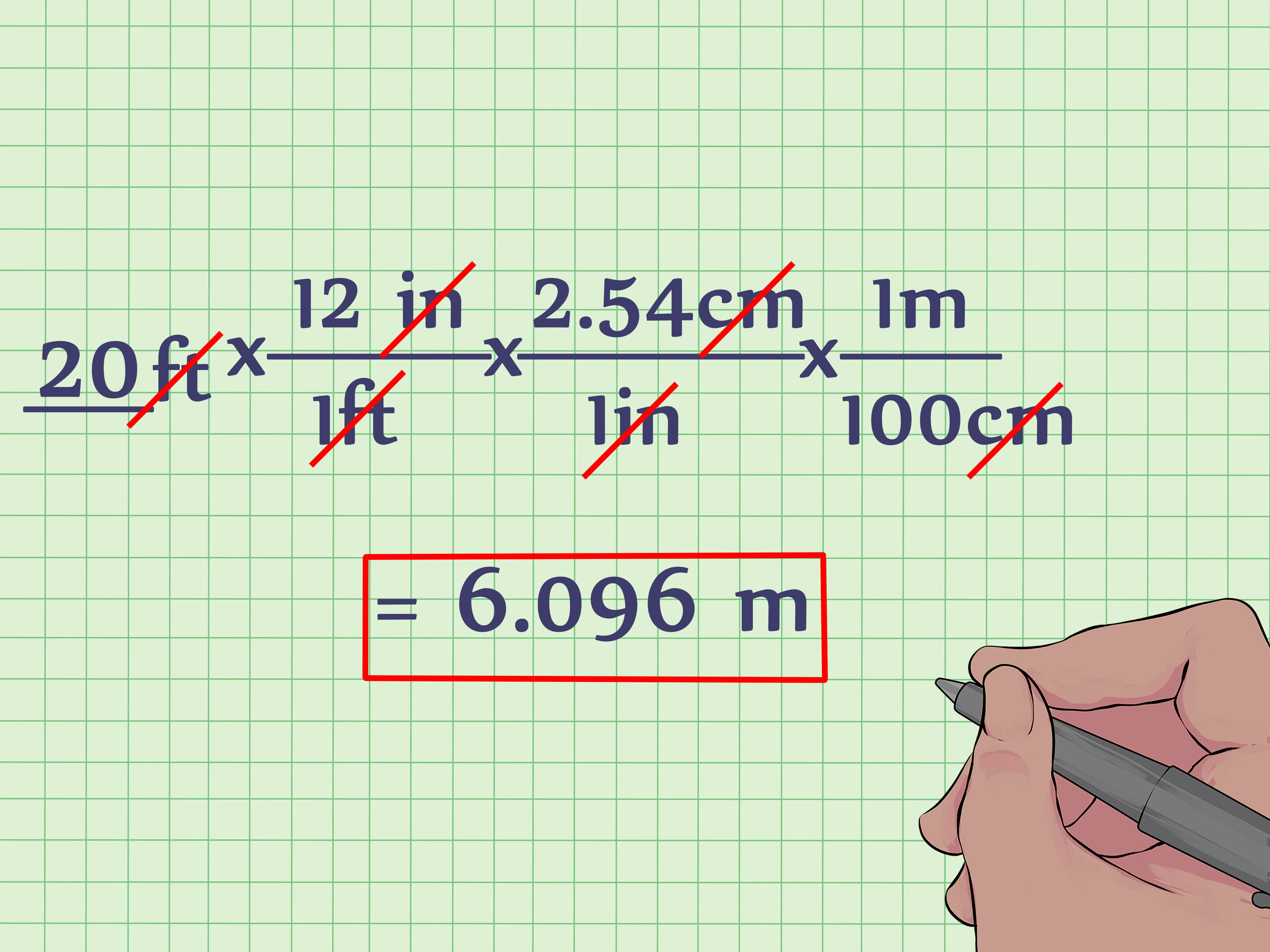 How To Convert Feet To Meters With Unit Converter