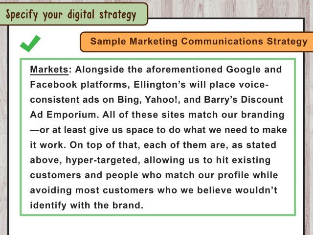 How to Write a Communications Strategy: 11 Steps (with Pictures)