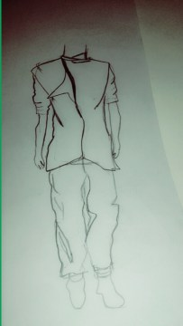 How to Draw Fashion Figures  6 Steps  with Pictures    wikiHow Made Recently