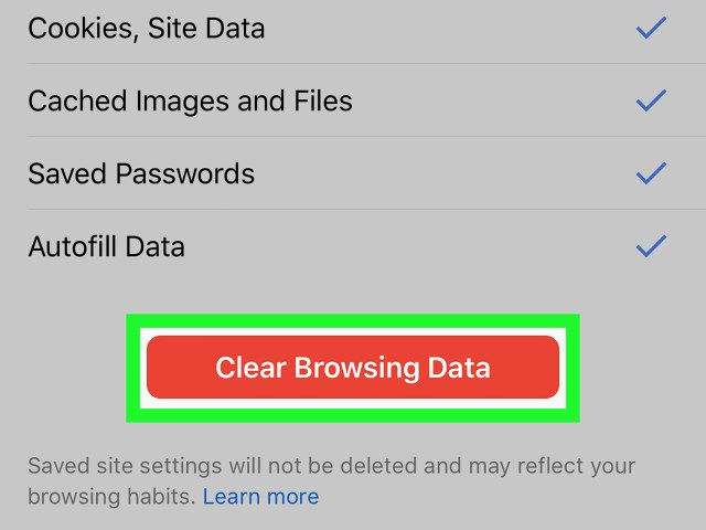 How To Delete Your Browsing History In Google Chrome