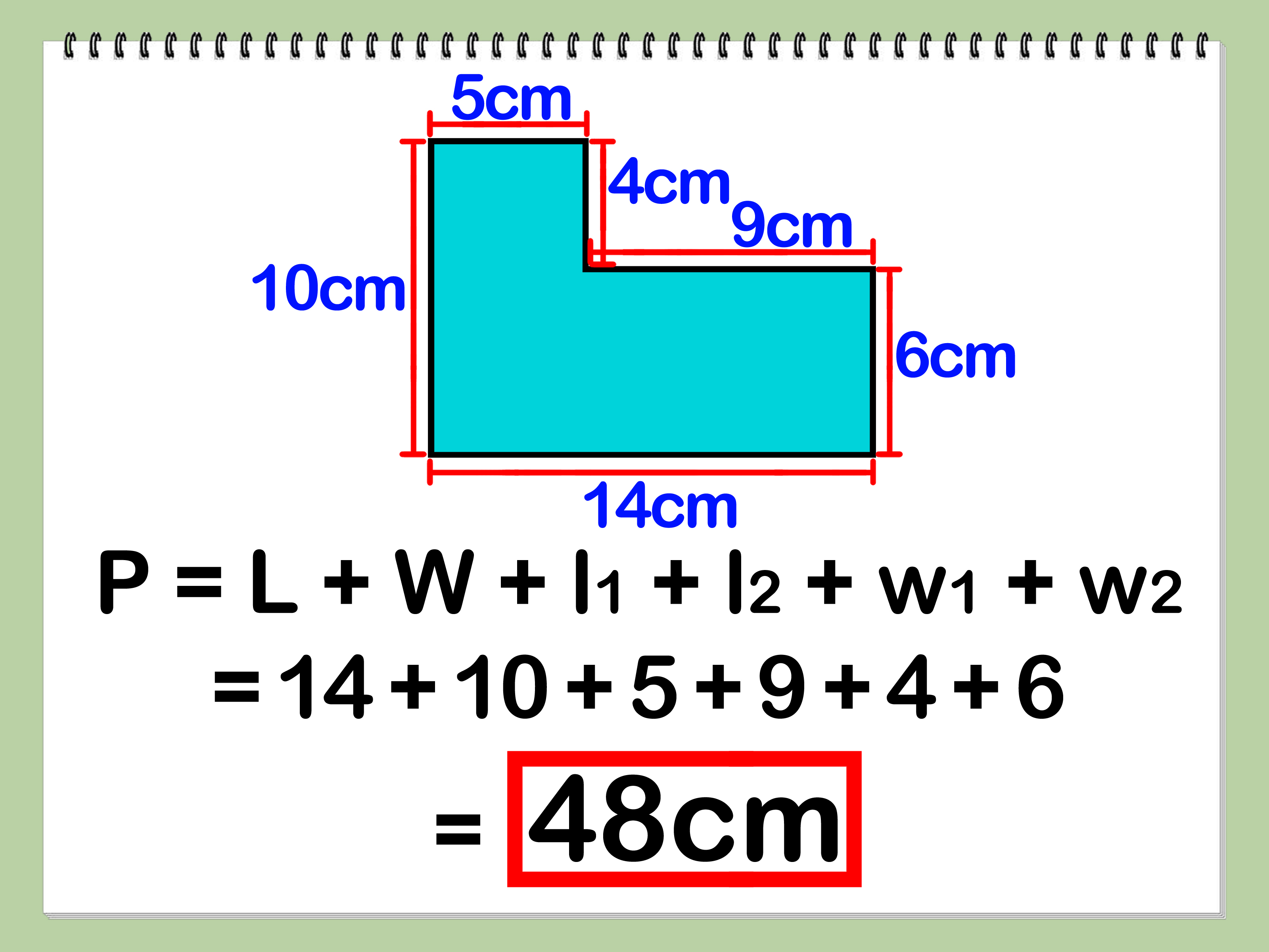 4 Ways To Find The Perimeter Of A Rectangle