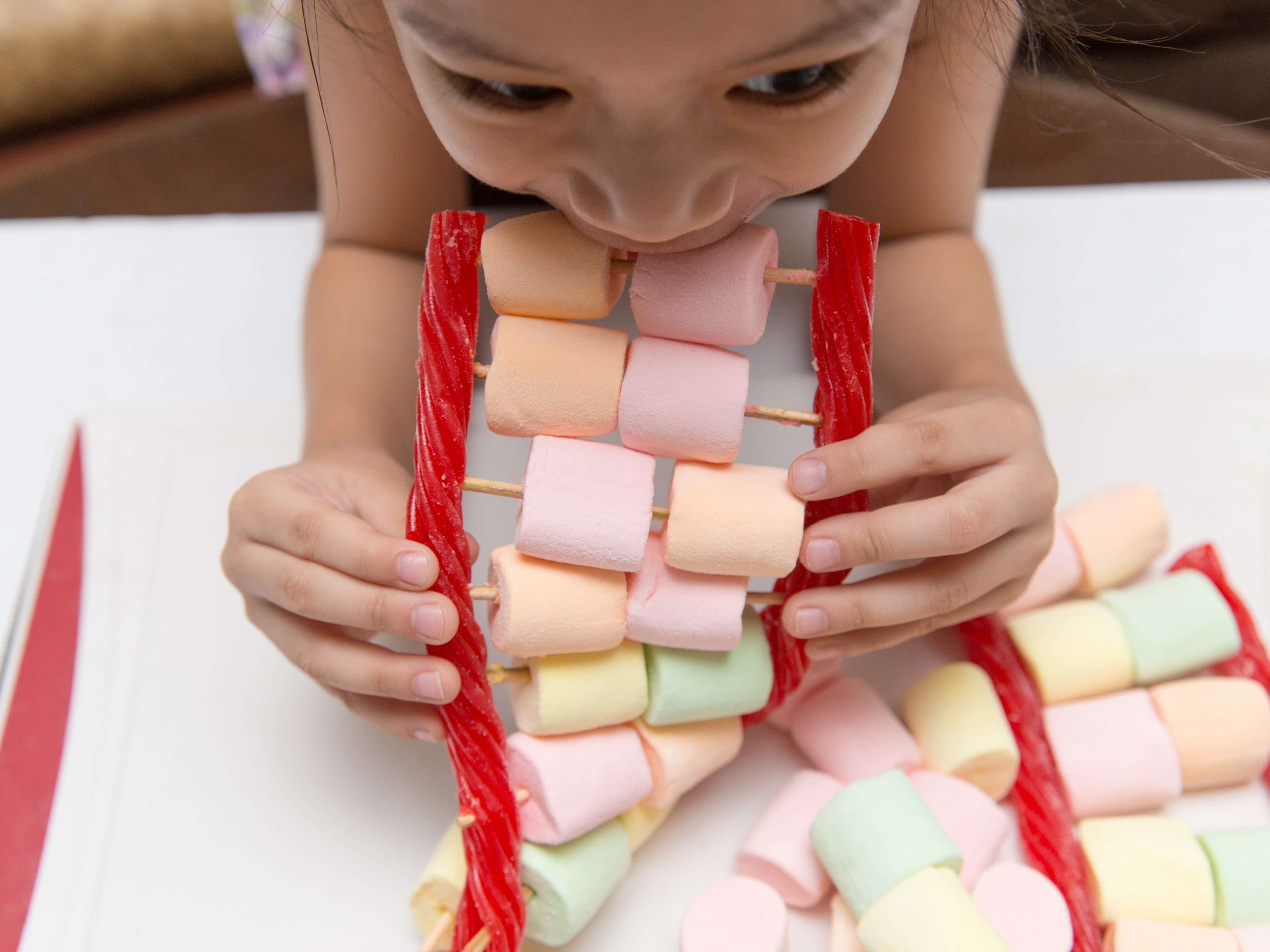 How To Make An Edible Dna Model 10 Steps With Pictures