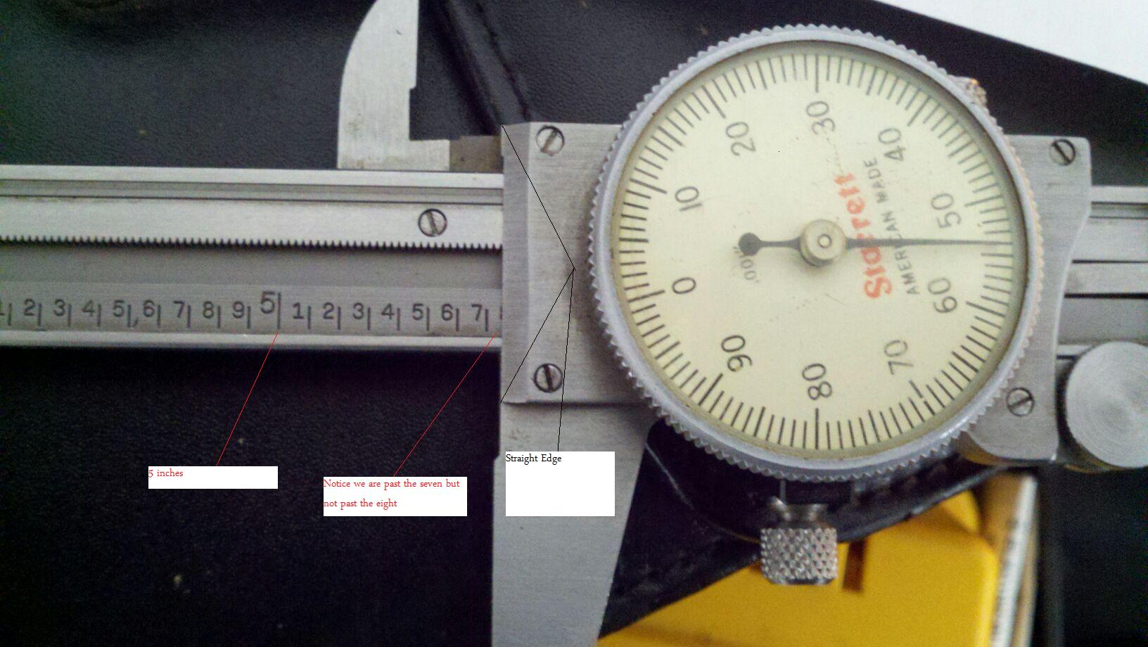 How To Use And Read Dial Vernier Caliper 8 Steps