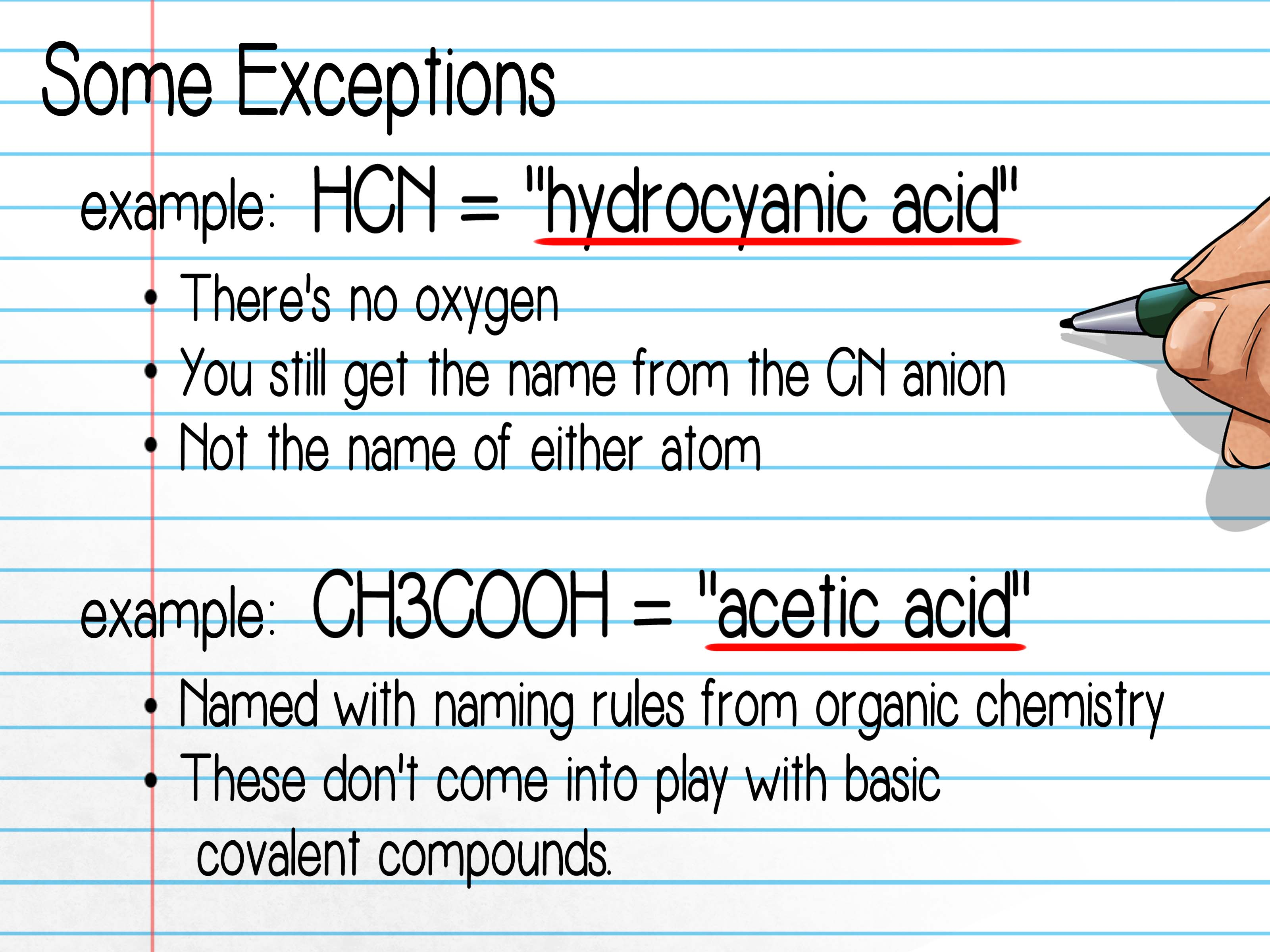 Printables Of Naming And Writing Covalent Compounds