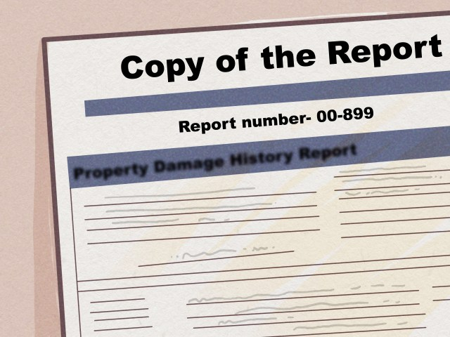 25 Ways to File a Police Report - wikiHow