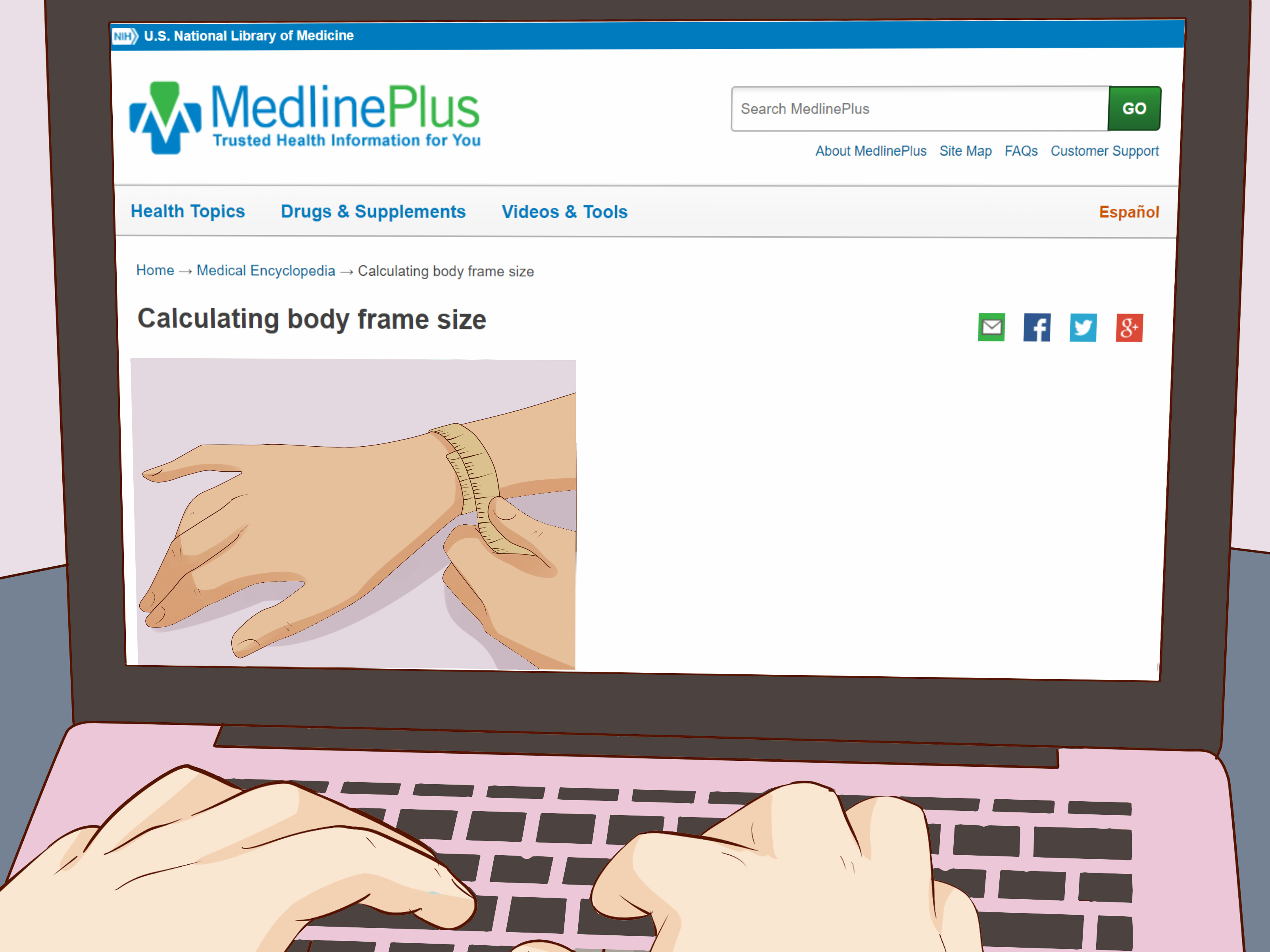 How To Measure Wrist Size 10 Steps With Pictures