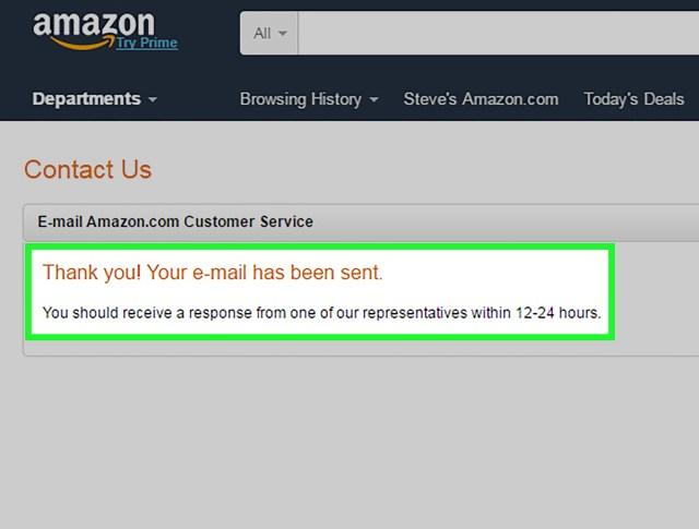 Ein Amazon Konto löschen: 15 Schritte (mit Bildern) – wikiHow