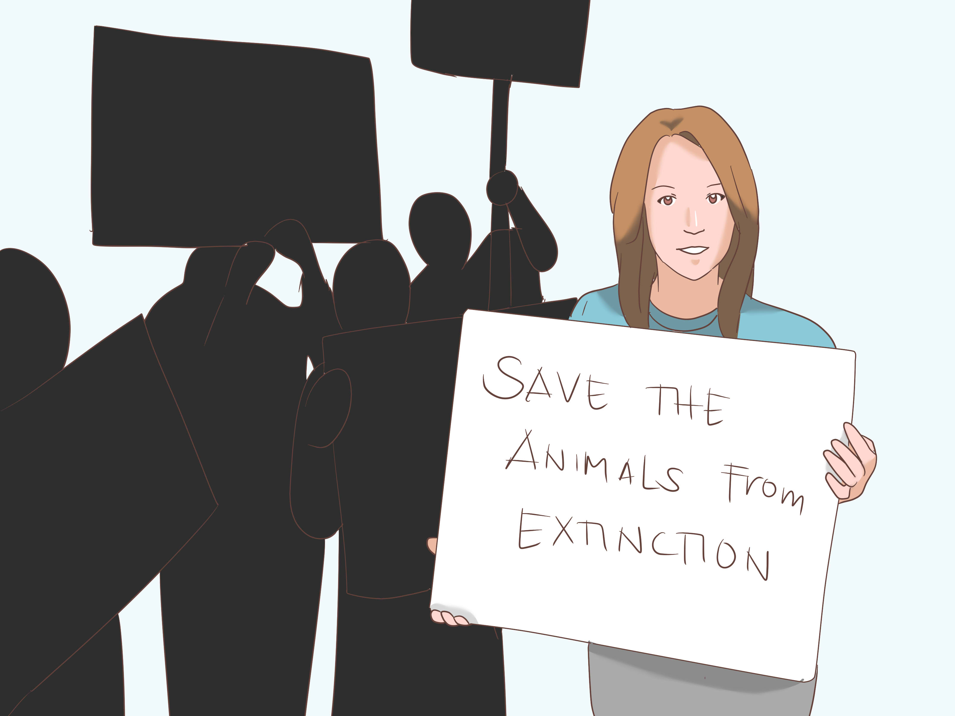 How To Help Save Animals From Extinction 15 Steps With