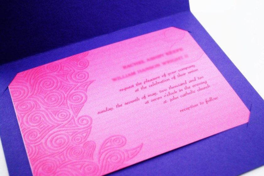 Make Your Own Wedding Invitations Adorable Design