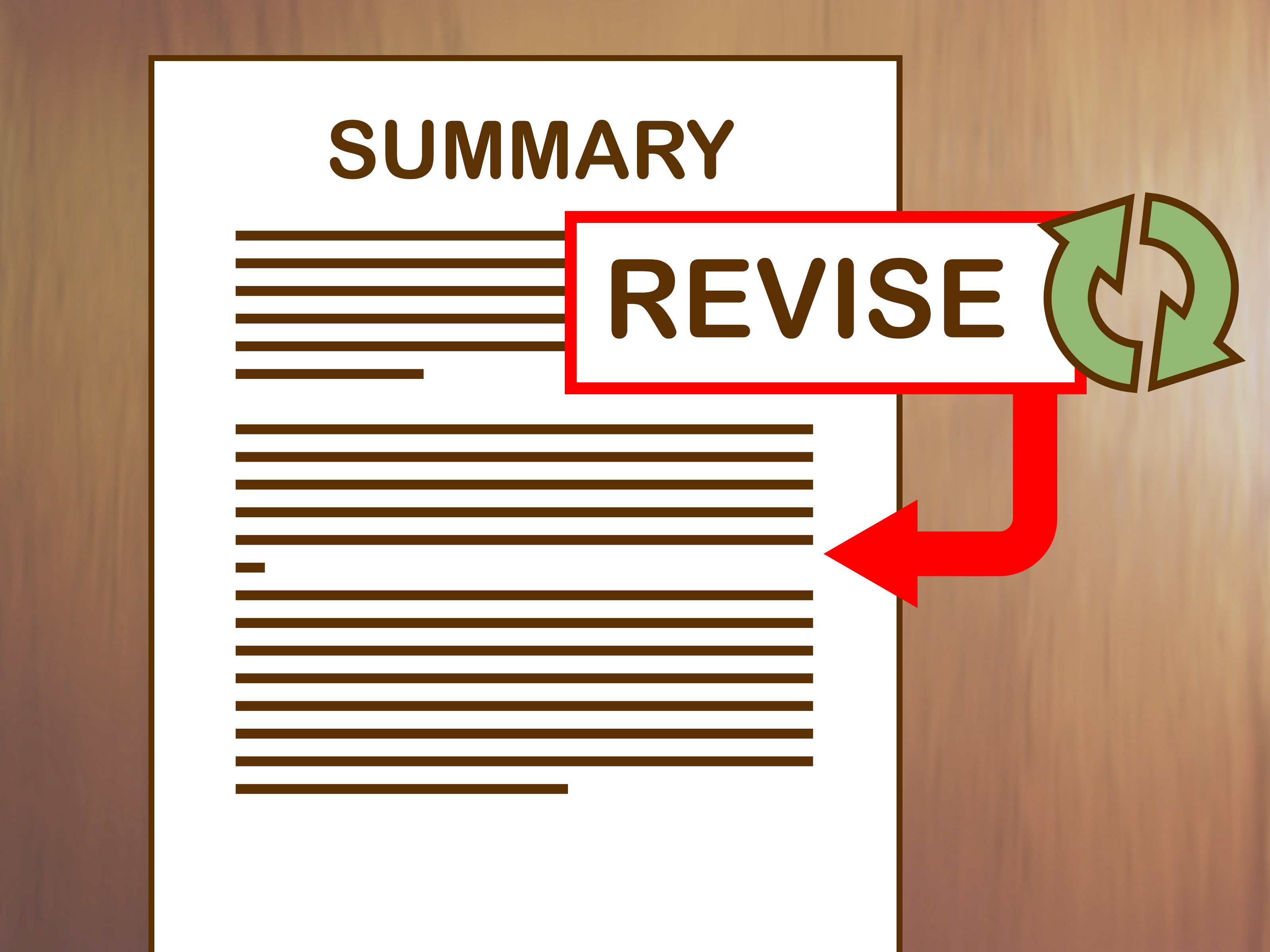 How To Summarize A Journal Article With Pictures