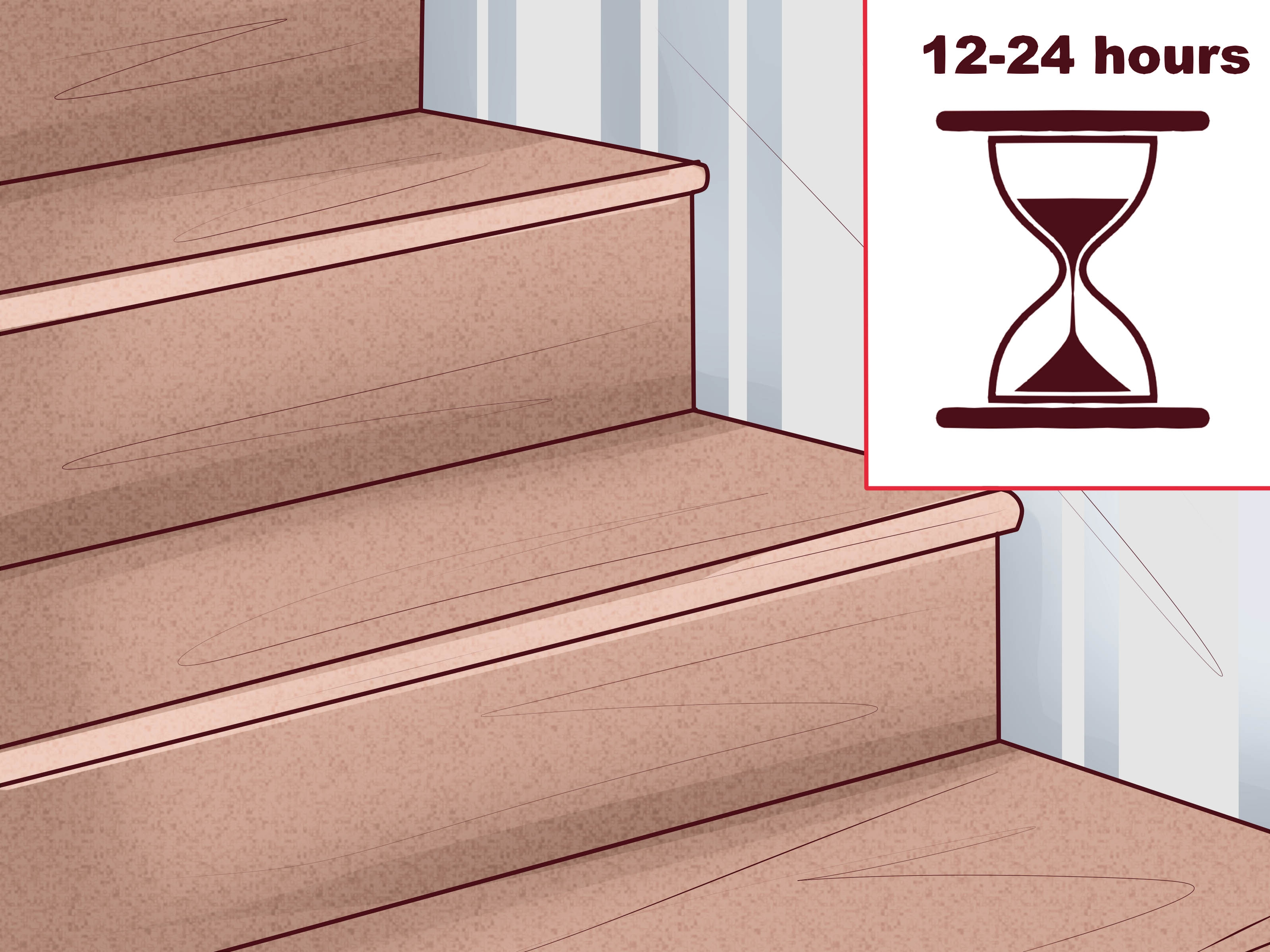 How To Install Laminate Flooring On Stairs 13 Steps | Installing Carpet On Concrete Stairs