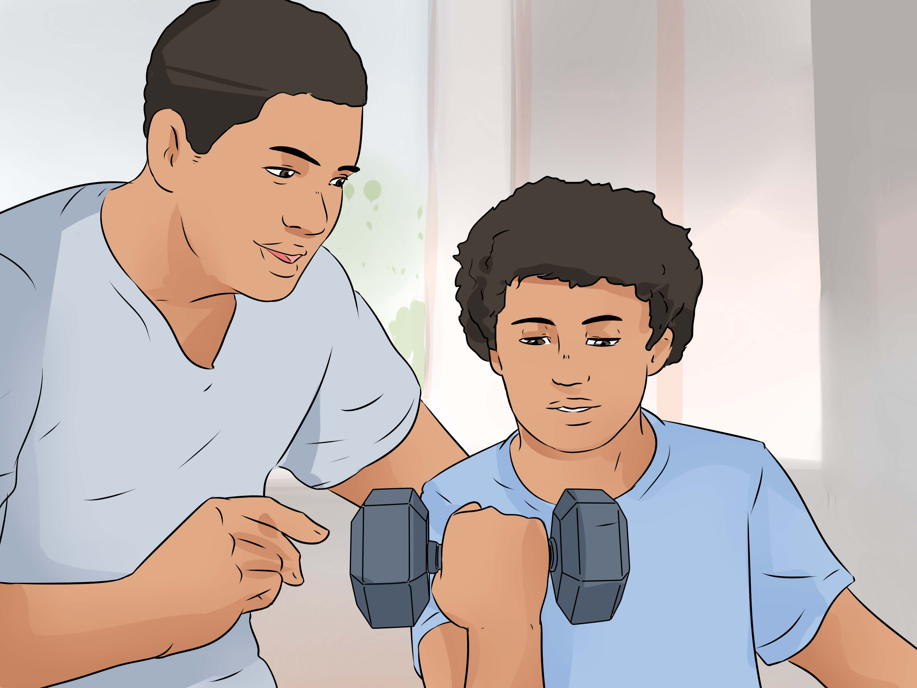 3 Ways To Build Muscle For Kids