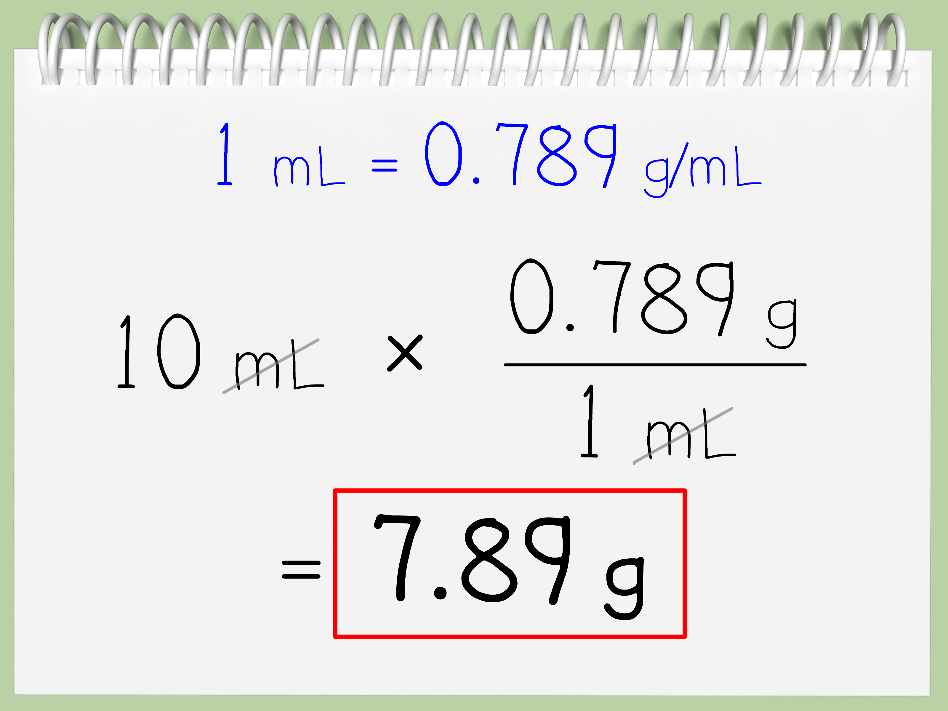 3 Easy Ways To Convert Milliliters Ml To Grams G