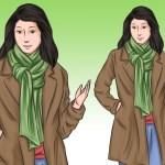 3 Ways To Wear A Winter Scarf Wikihow
