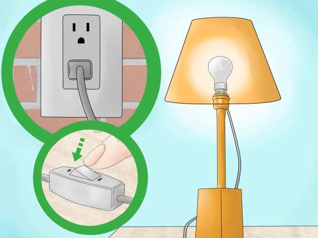 How to Replace a Lamp Switch (with Pictures) - wikiHow