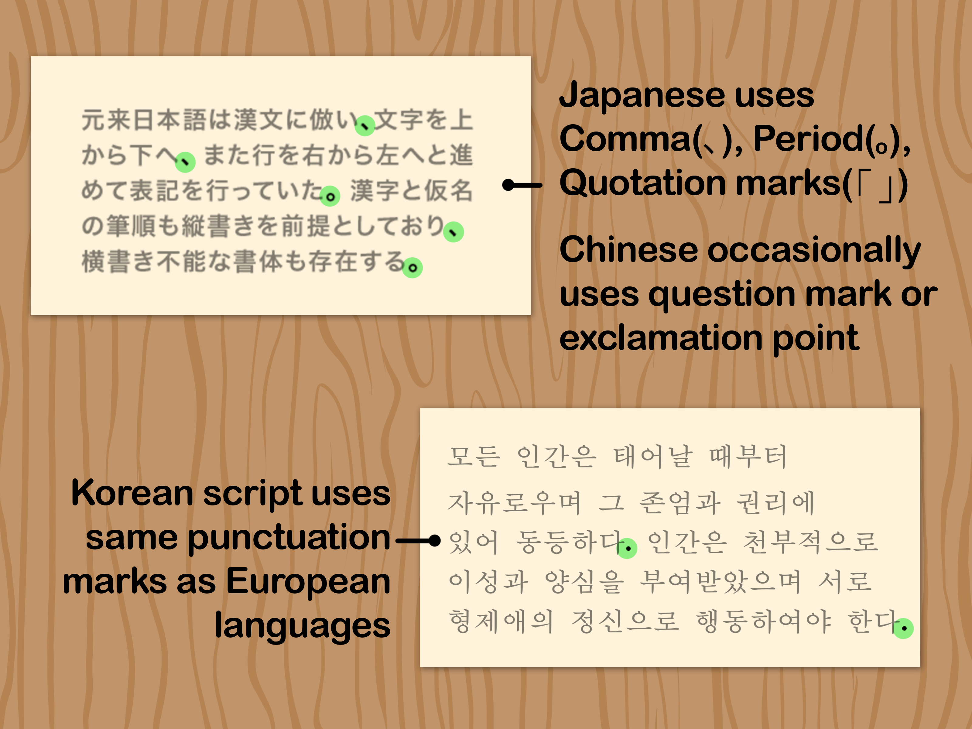 How To Tell Chinese Japanese And Korean Writing Apart 6