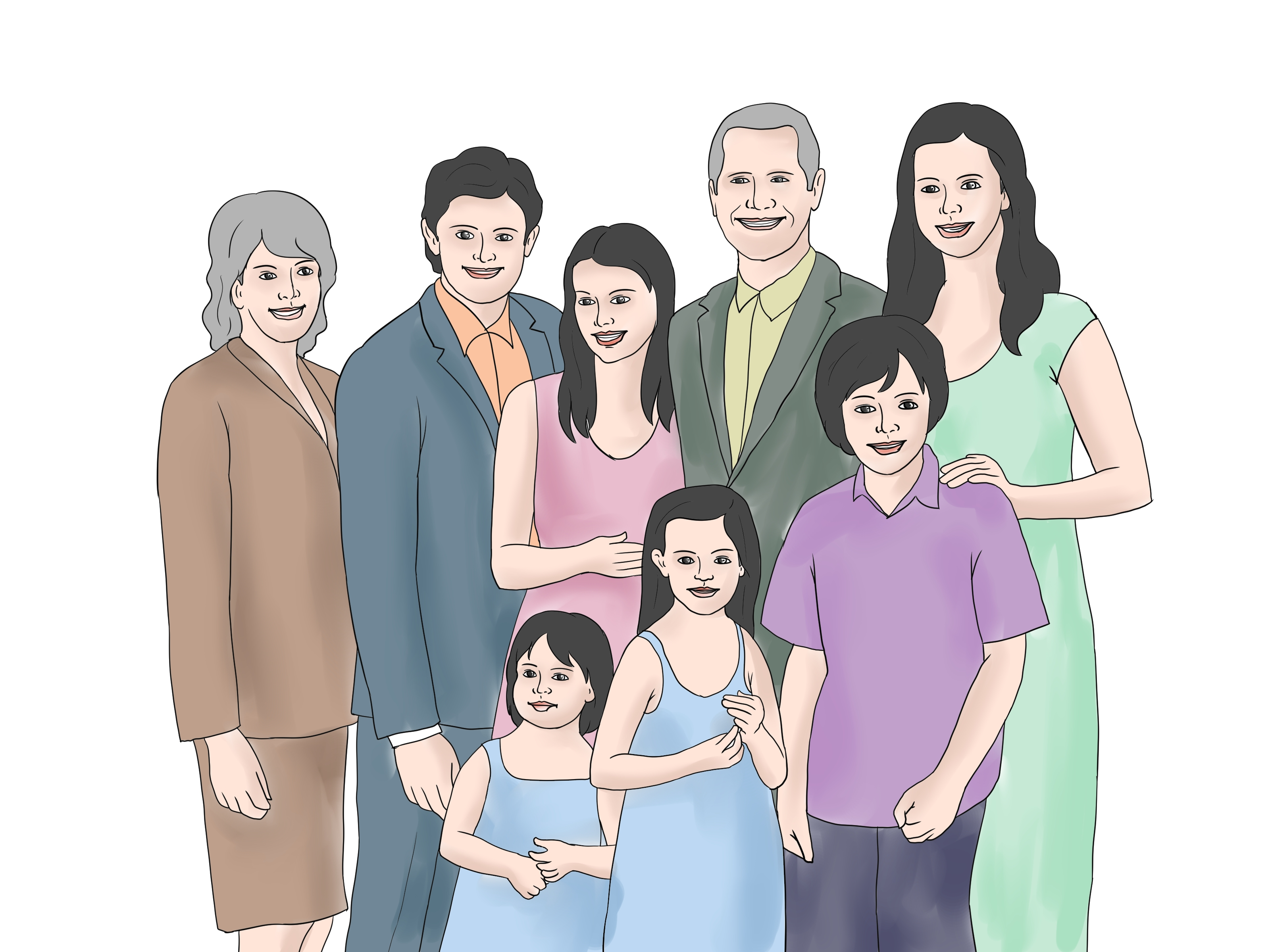 How To Understand Relationships In Your Family Tree