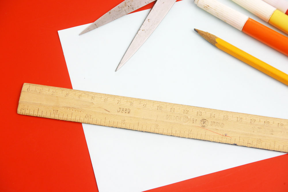 How To Use A Ruler Correctly 4 Steps