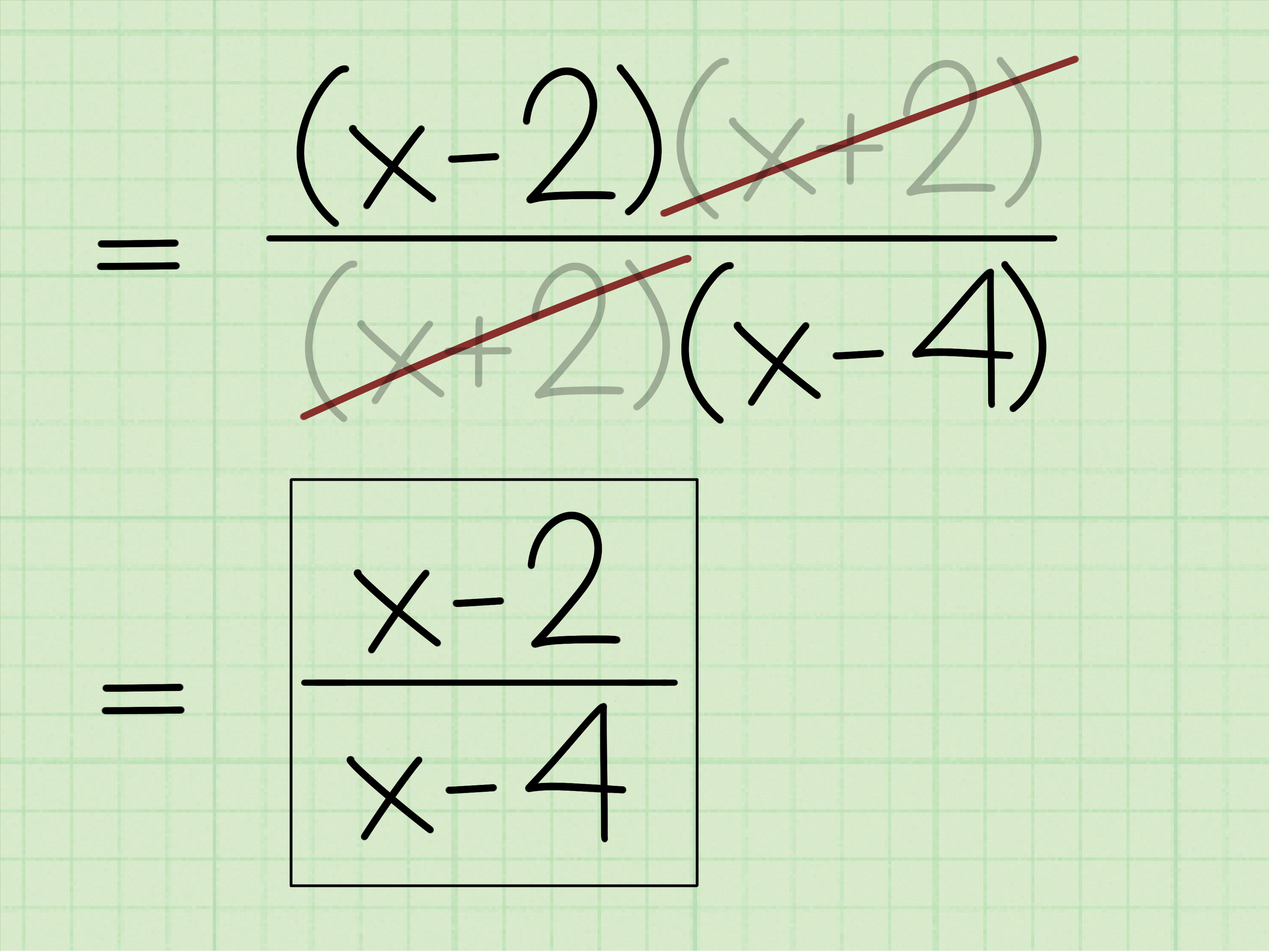 3 Ways To Simplify Rational Expressions