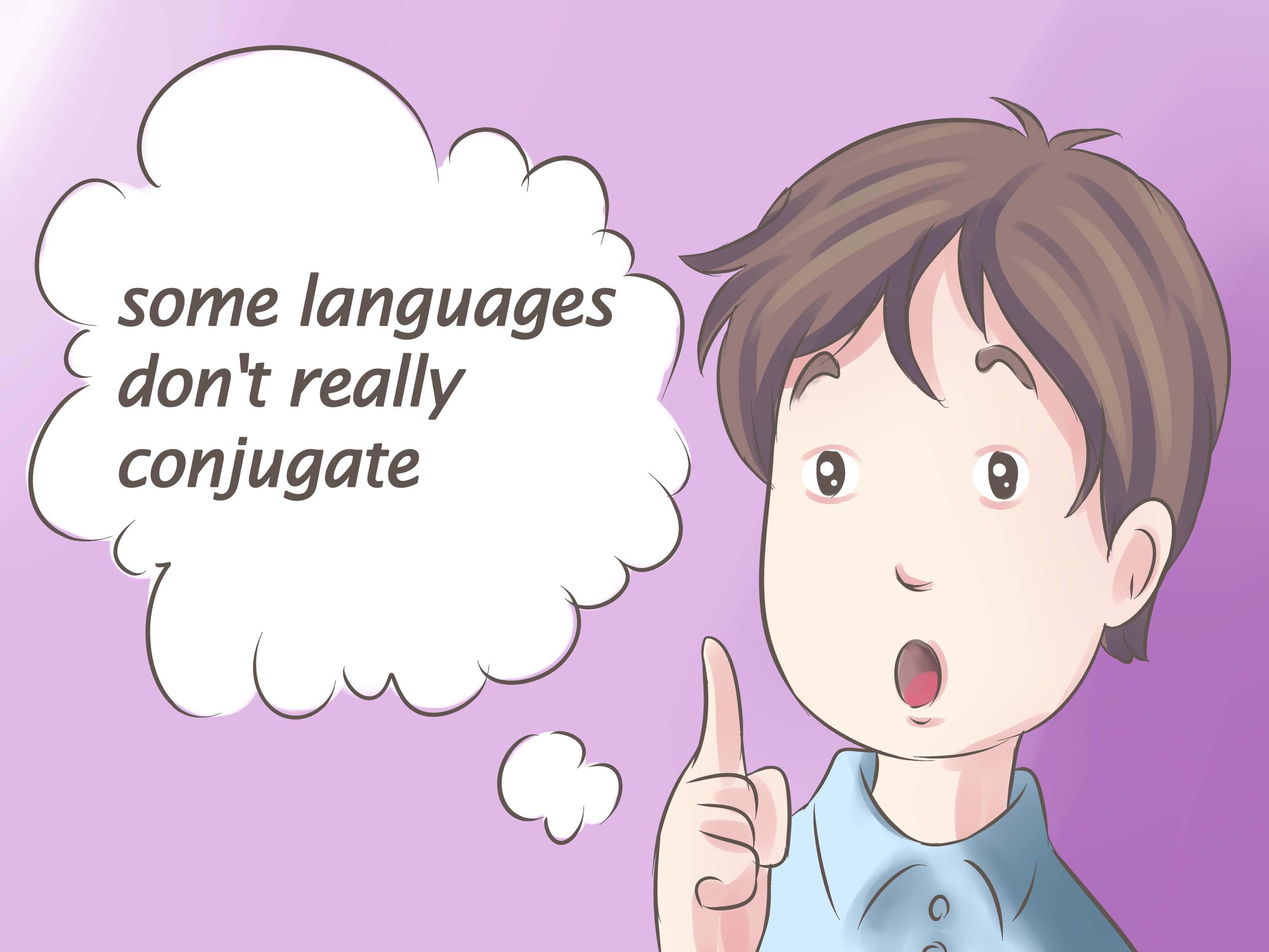 Como Conjugar Verbos En Ingles 14 Pasos Con Fotos