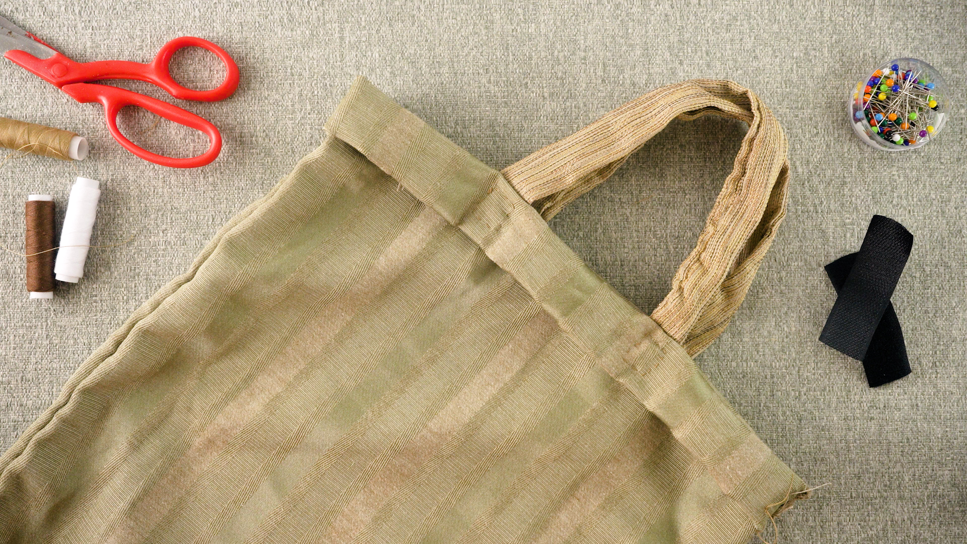3 Ways To Make A Simple Cloth Bag Wikihow