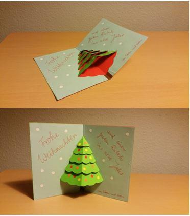 How To Make A Christmas Tree Pop Up Card Robert Sabuda