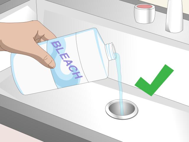 25 Ways to Clean a Sink Drain - wikiHow