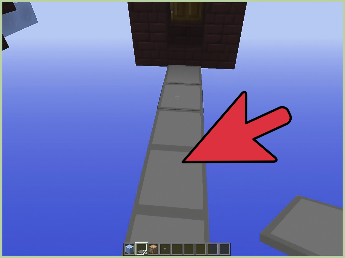How To Create A Jump Scare Trap In Minecraft 11 Steps