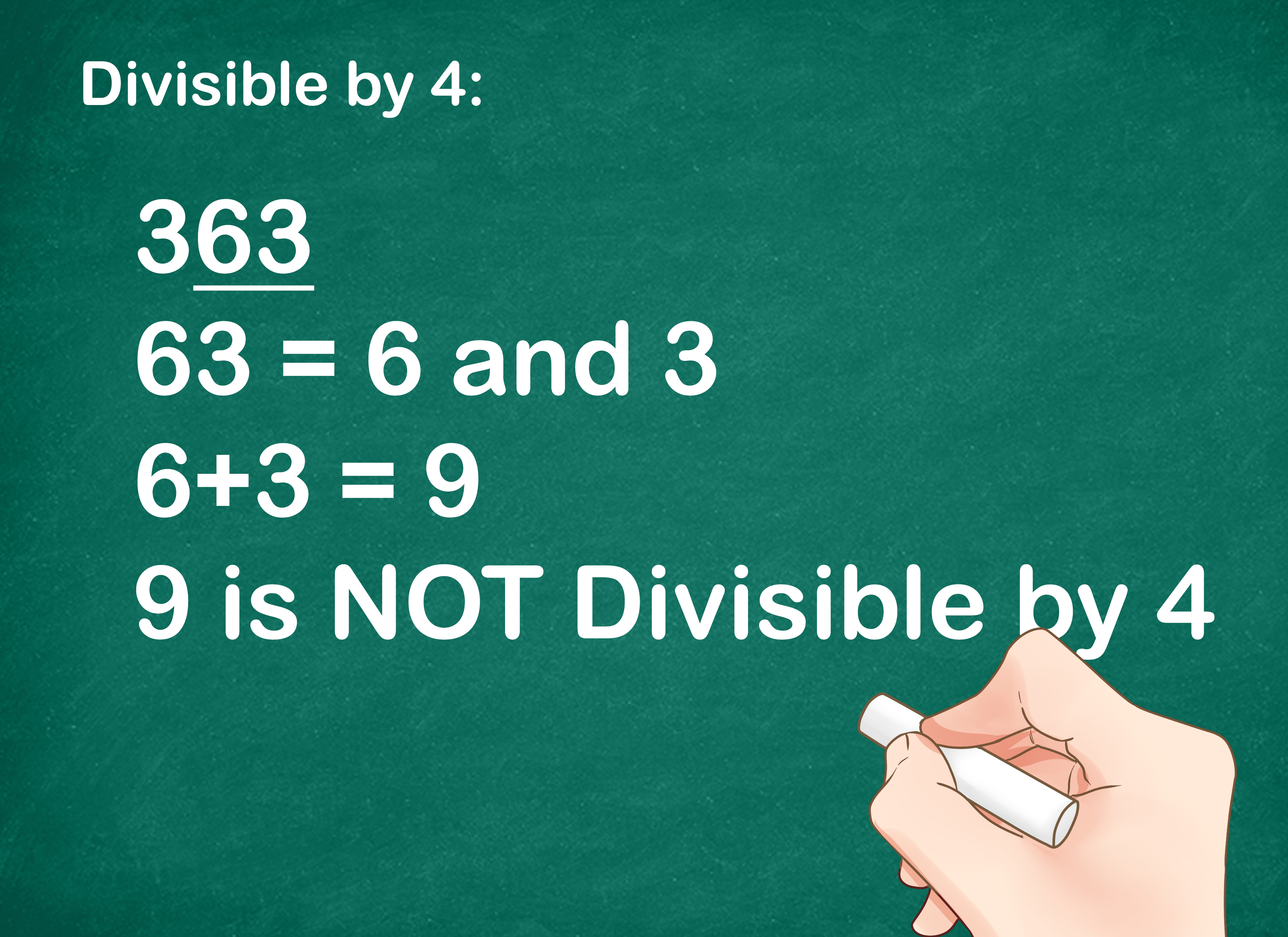 How To Calculate Divisibility By Single Digit Numbers 12