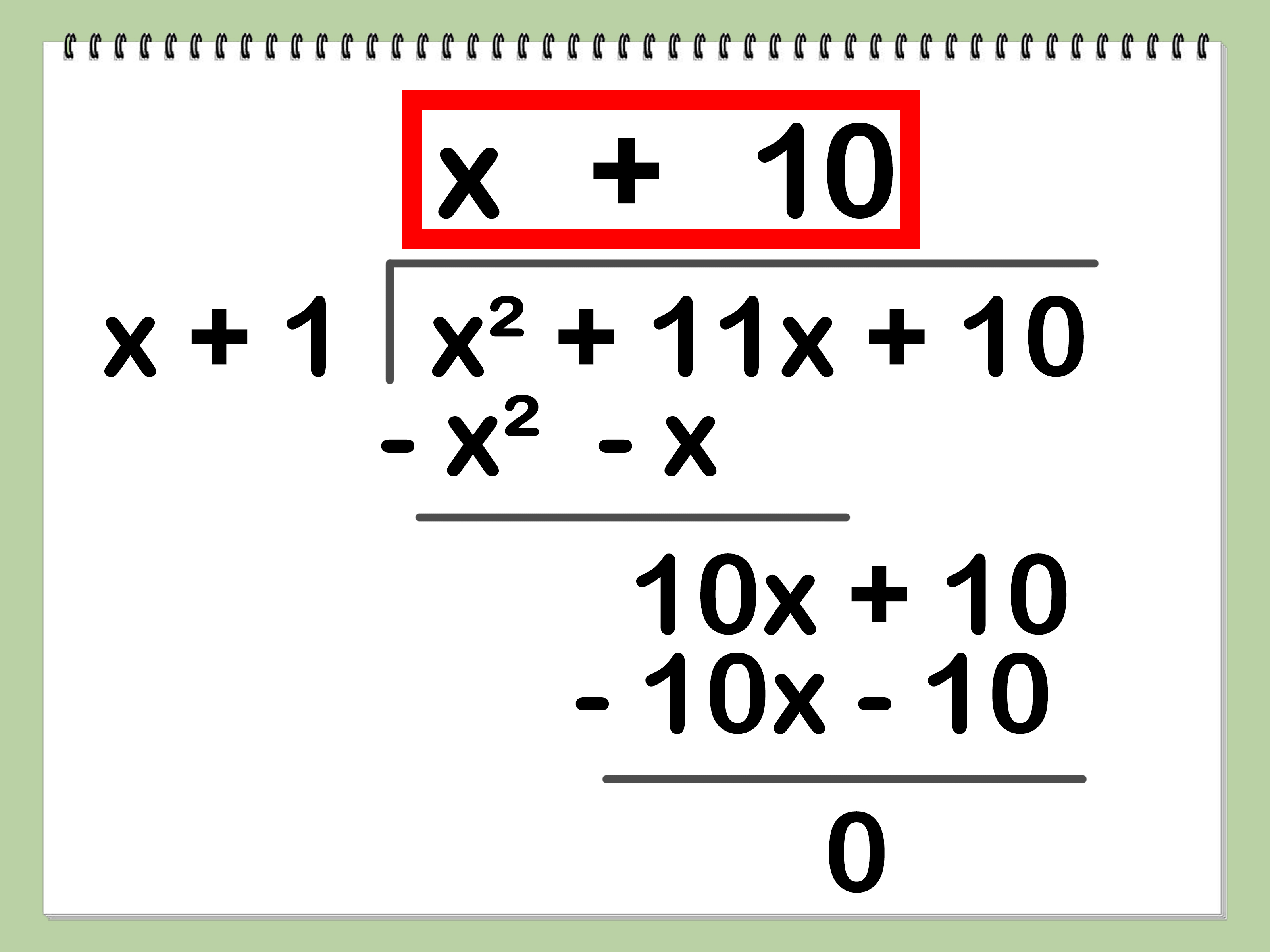 Multiplying And Dividing Polynomial Calculator