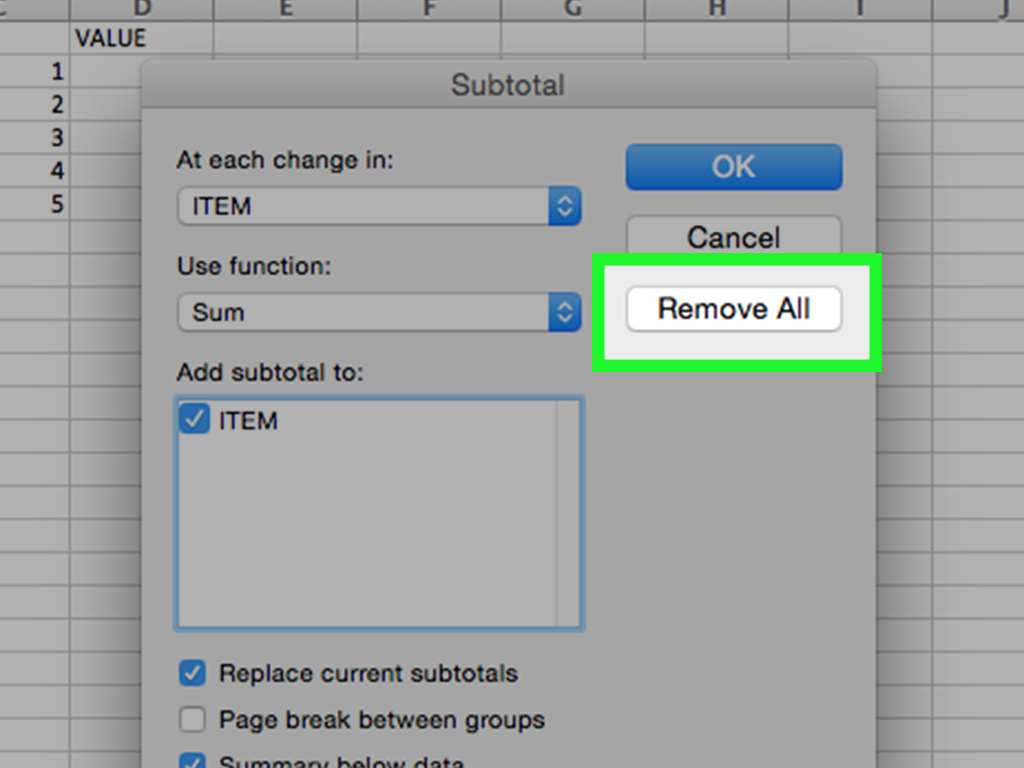 3 Ways To Ungroup In Excel