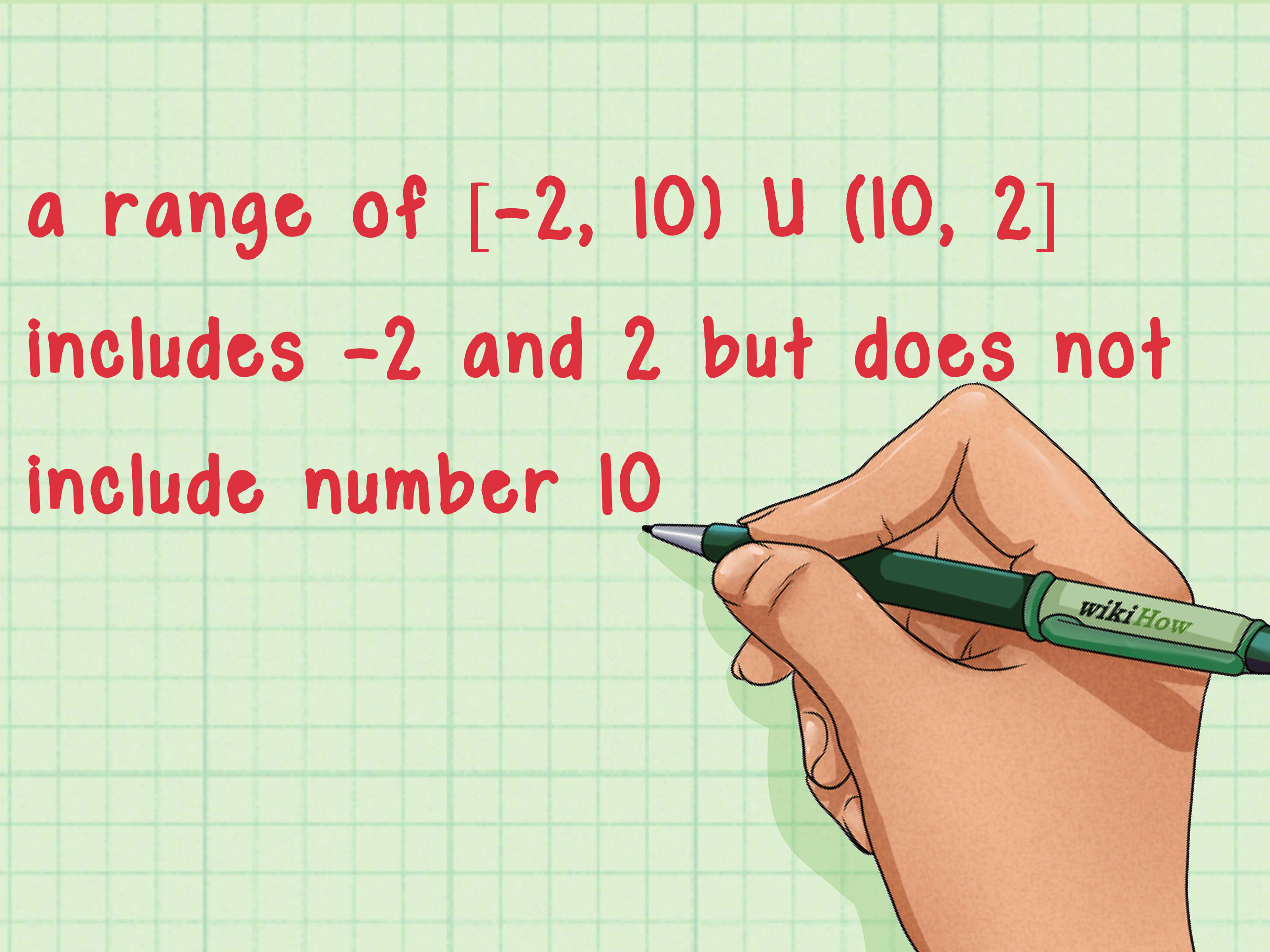 How To Find The Domain And Range Of A Function 14 Steps