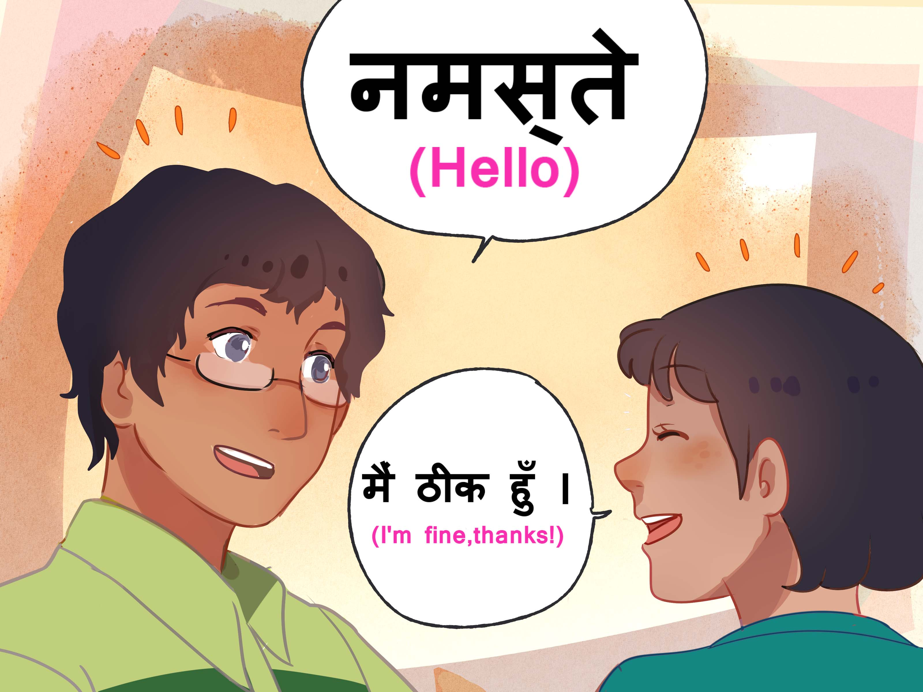 How To Learn Hindi With Pictures