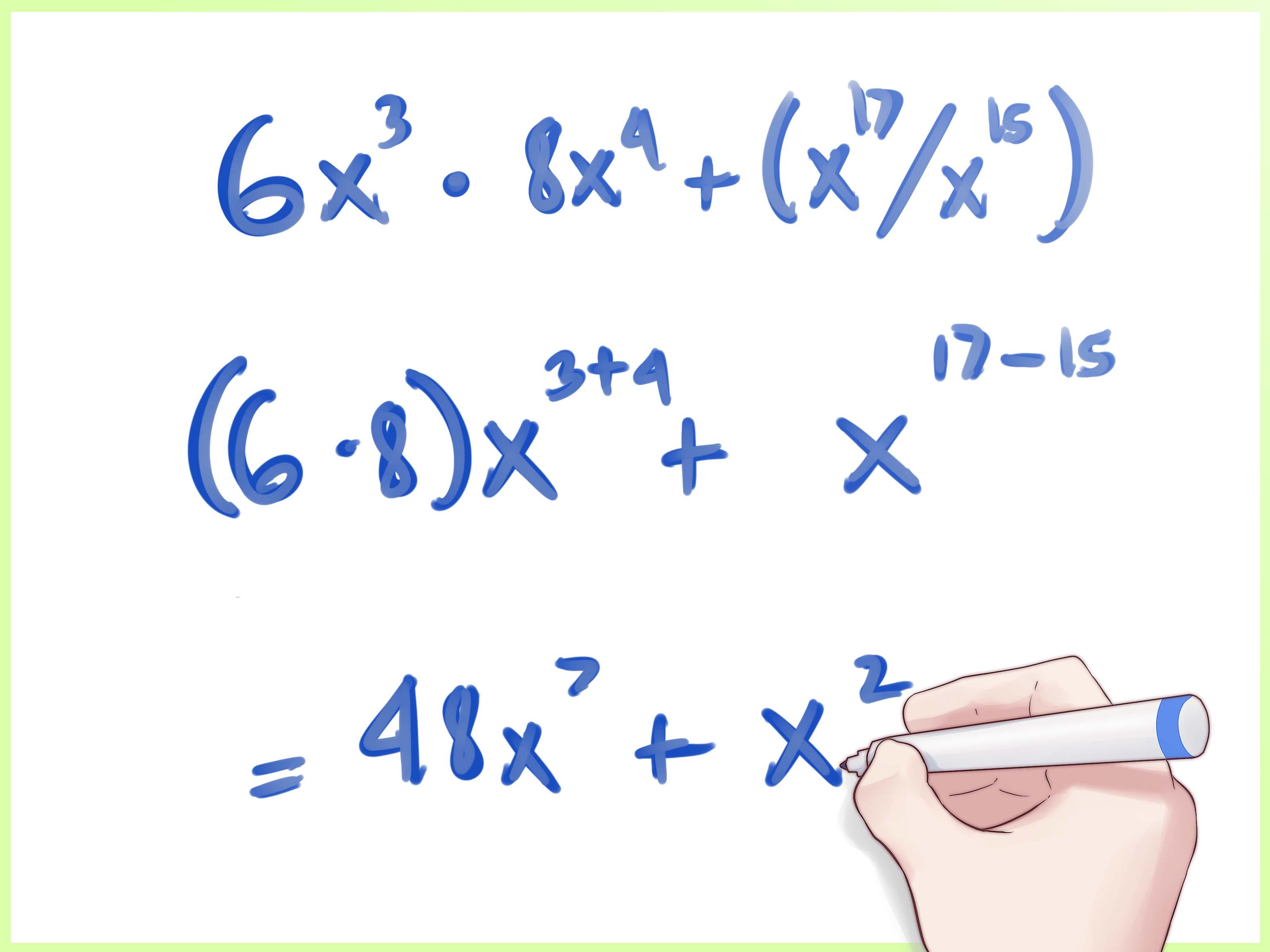 Simplify Algebraic Expressions Calculator With Steps
