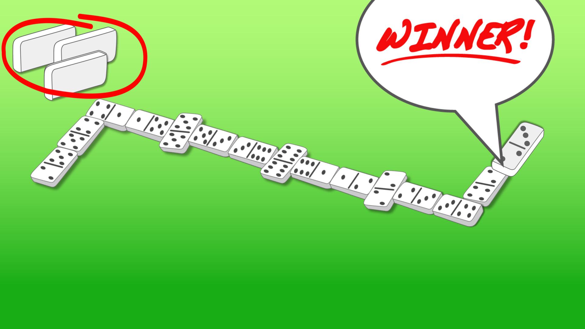 The Easiest Way To Play Dominoes