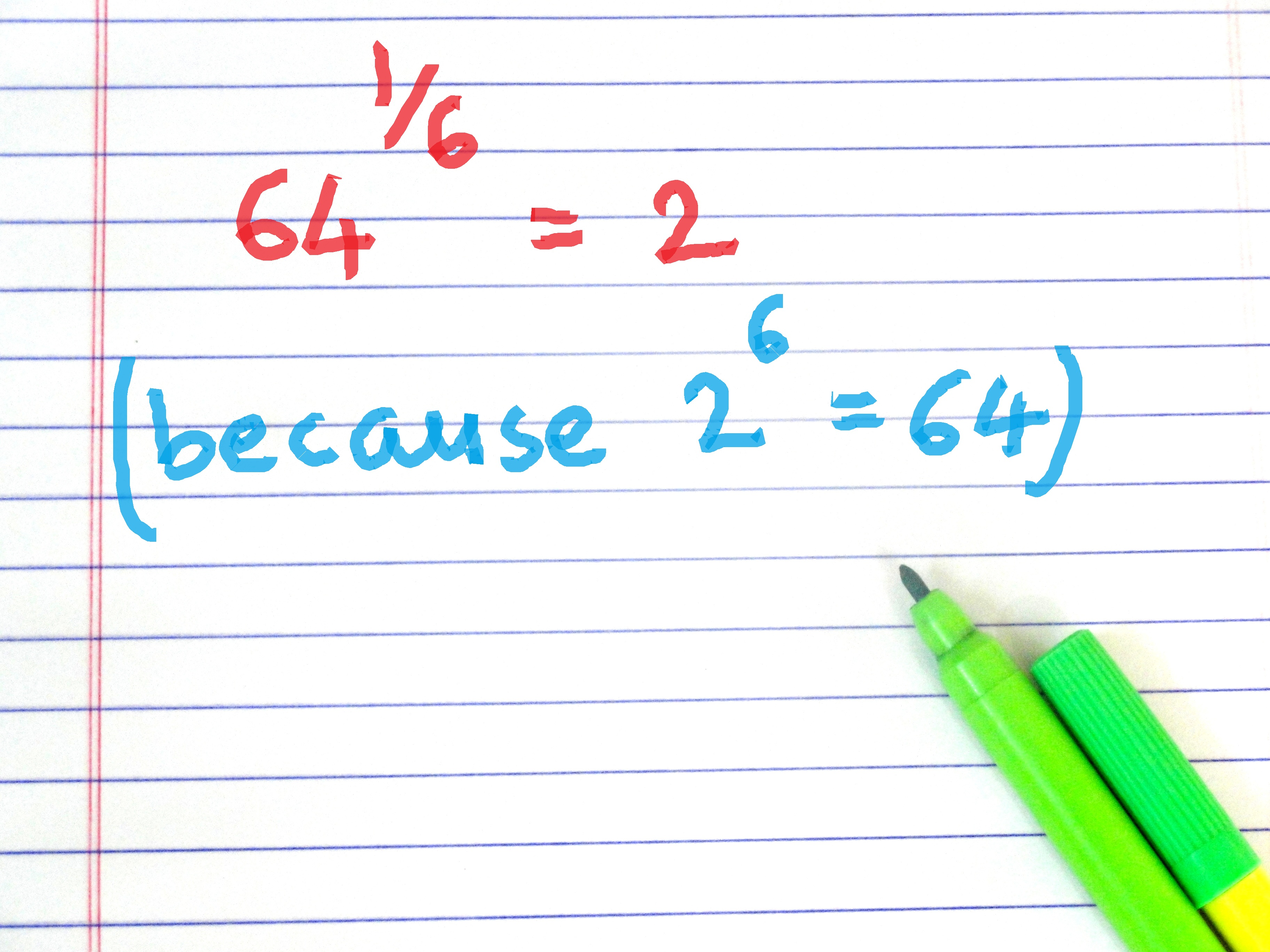 Solving Exponent Problems