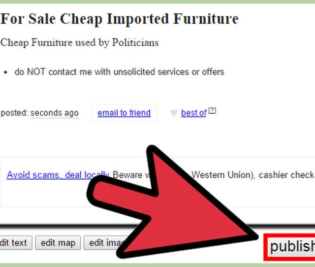 How To Post Ads To Craigslist