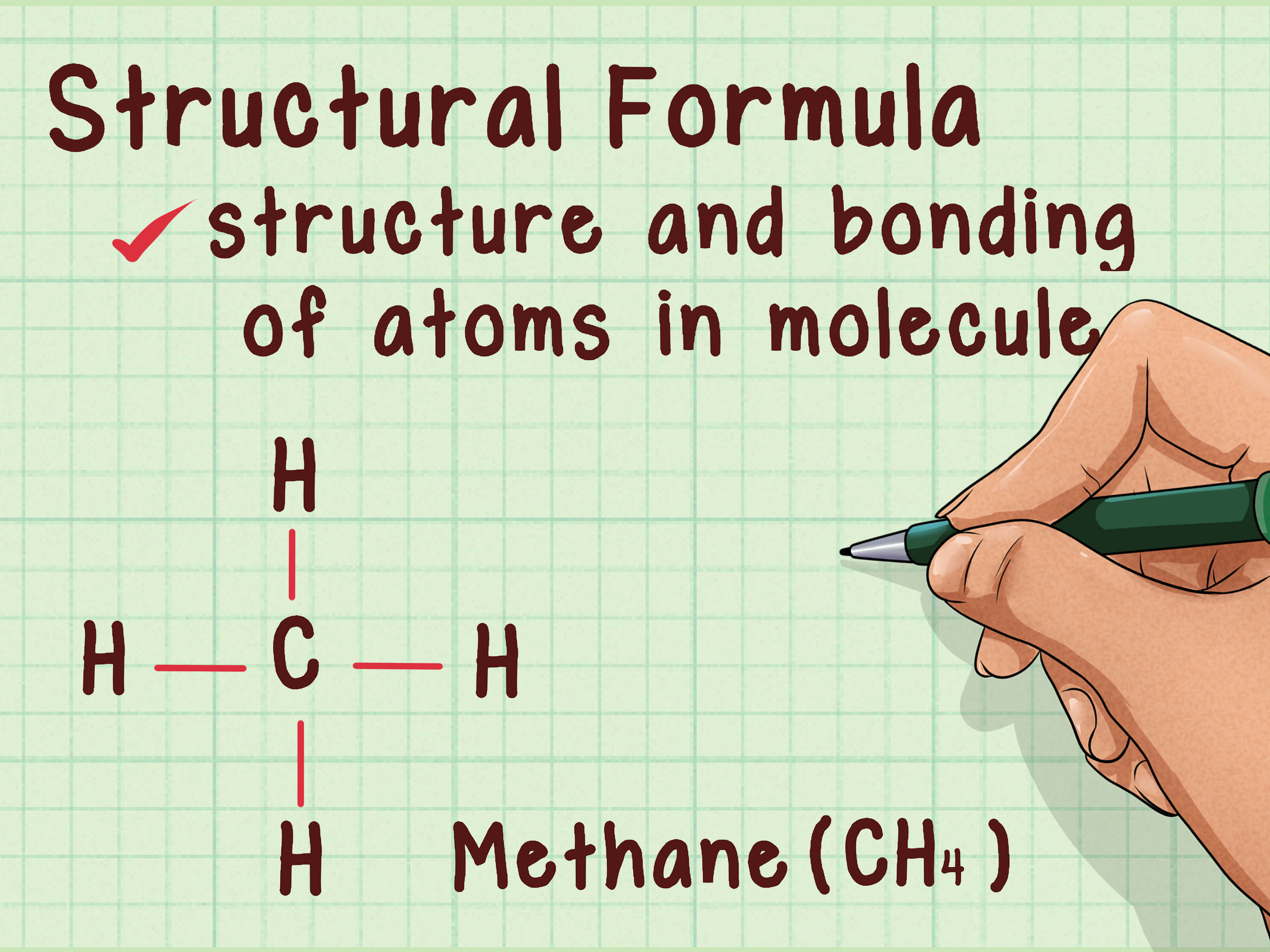 How To Find Molecular Formula 13 Steps With Pictures