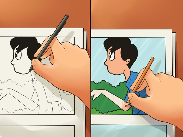 How to Make a Simple Comic Strip: 12 Steps (with Pictures)