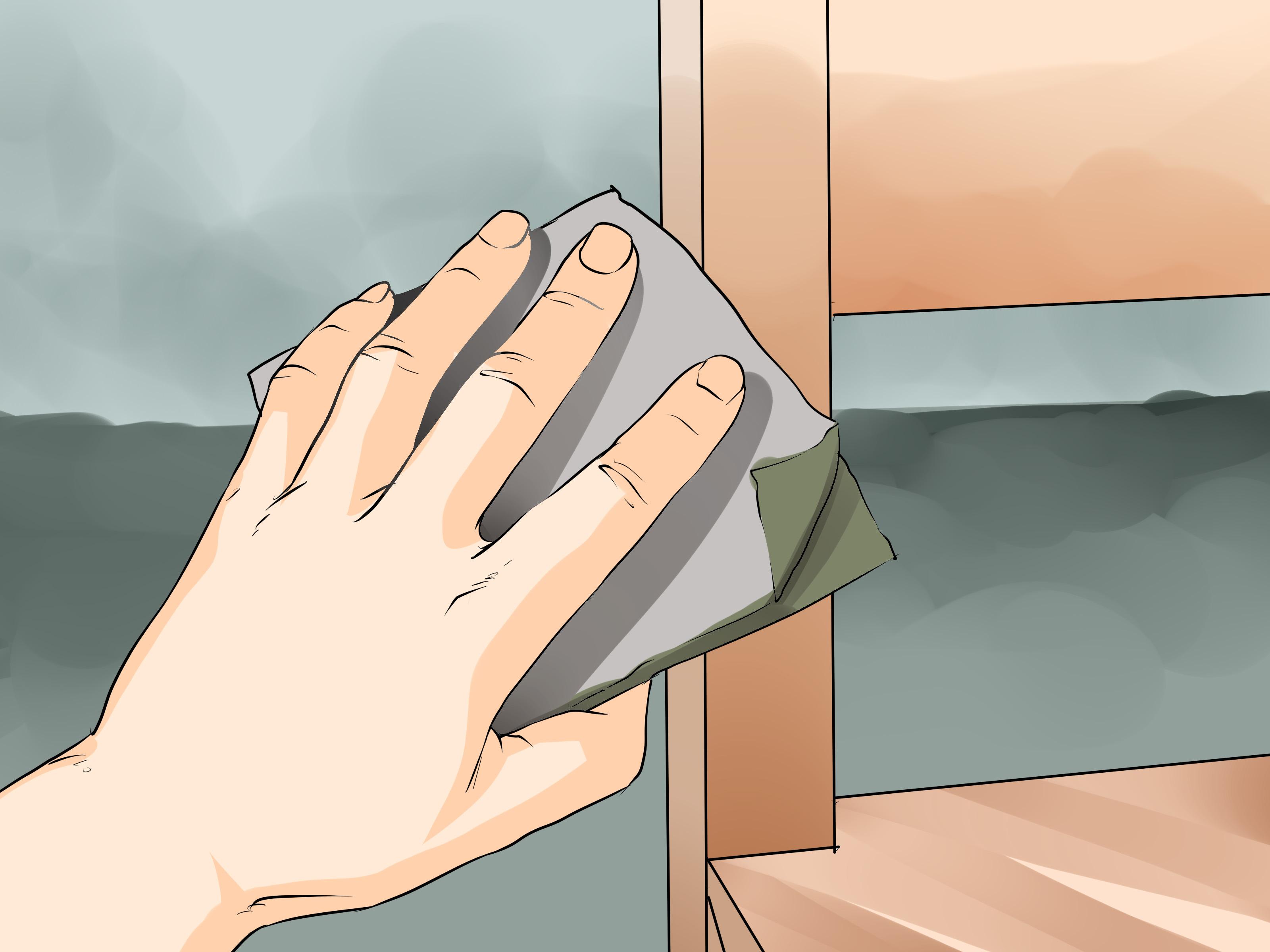Como Remover Mofo De Mveis De Madeira 10 Passos